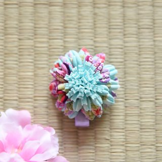 Korean flower hair accessories
