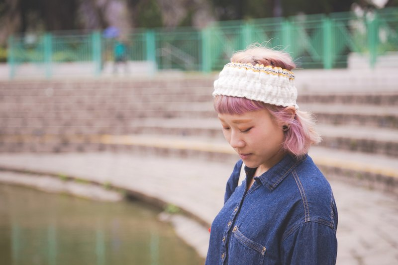 timeless_ethic style wide headband