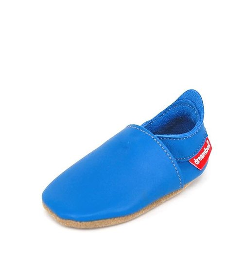 """Taiwan hand"" ""Mimi preferred"" Matisse leather shoes / children's shoes (fine blue)"