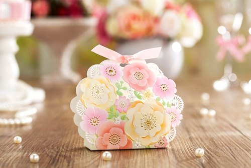 Colorful Flower Wedding Stuff Cat Stuffed Tea Customized Handmade Wedding Tea Bag Gift Box Cat Styling Creative Tea Bag (50 Mins)