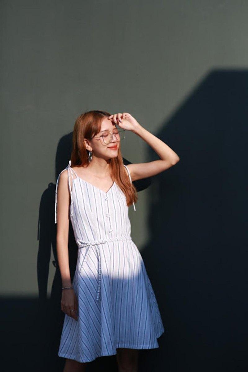 牡丹連衣裙