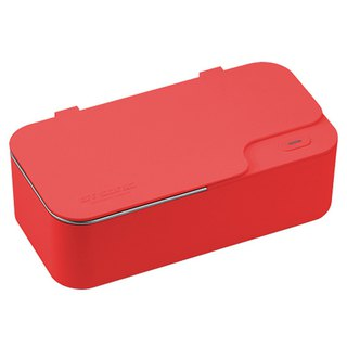 GT Sonic X1 Portable Ultrasonic Smartcleaner (red)