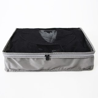 Mesh laundry bags (large). gray