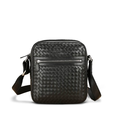 STORYLEATHER Spot Style 6751 woven shoulder bag