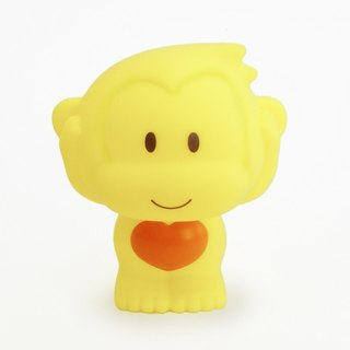 T. W.Monkeys - Coin Banks - Hear no evil -Yellow