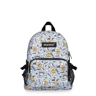 Murmur children's back pack - egg yolk gray