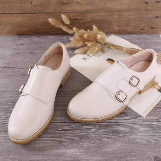 Maffeo soft Q air cushion bottom saddle leather sense and fashion Oxford shoes Mengke shoes