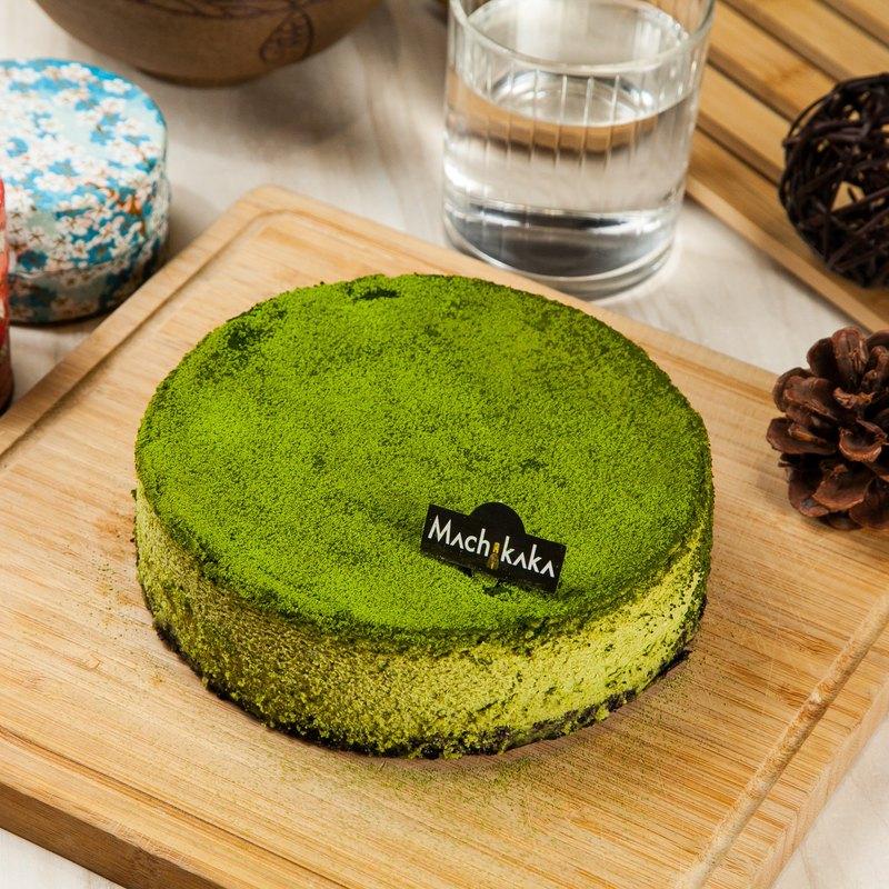 Machikaka 200%特濃抹茶重乳酪蛋糕