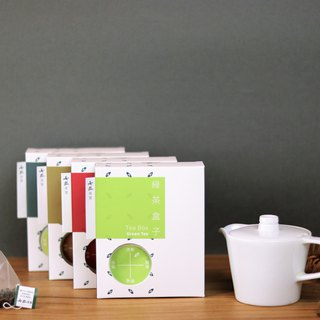 TeaBox// Green Tea(5 teabags)