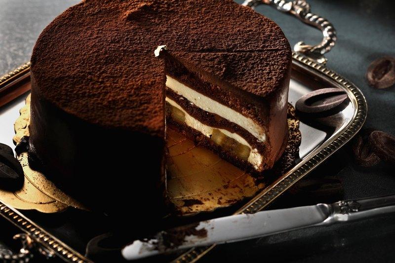 售罄須等待芭娜娜-chocolat R 職人 香蕉巧克力蛋糕