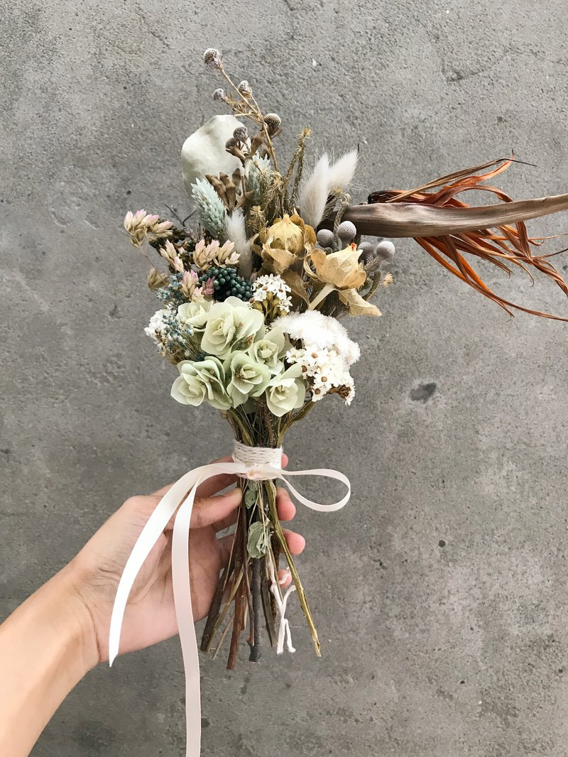 Dry Flower Bouquet!! [Forest of the Forest - Pan] Dry Flower Bouquet ...
