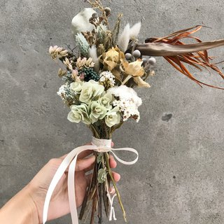 Dry Flower Bouquet!! 【森林之神-Pan】乾燥花 花束 設計 小花束