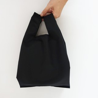 Environmentally friendly small shopping bag beverage food bag fog melanin