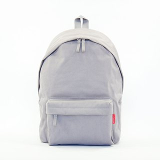 Waterproof Heavy Canvas Backpack ( 13.5 / 15.5 Notebook ) / Grey