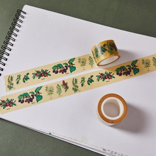 Berries Season Washi Tape