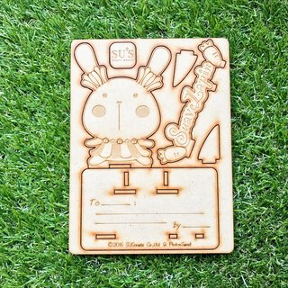 苏阿福拉邦 | Boo Boo Postcard Card Holder cell phone holder