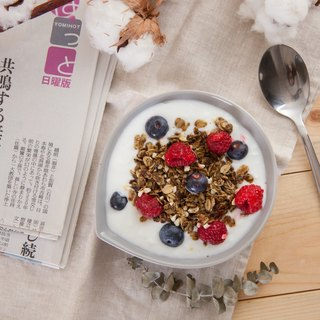 [afternoon snack light] rabbit food cereal set - almond red