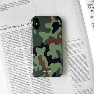 Brooklyn camouflage phone case