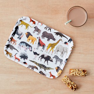 ANIMALS TRAY