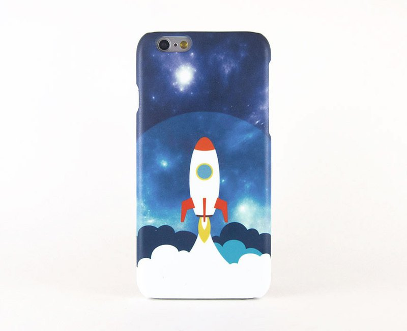 Rocket Launch iPhone case / Samsung Galaxy case 手機殼