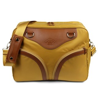[Package] forest - yellow daisy parents bag / oblique backpack / shoulder bag / Backpack / Father's Day Preferred