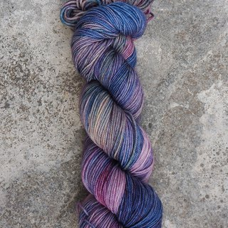 Hand dyed the line. Crescent SW (Sport SWM)
