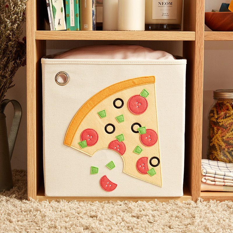 Pastoral Pizza - Toy Storage Box