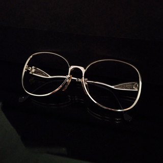 Monroe Optical Shop / Japan 80s Antique Eyeglass Frame M11 vintage