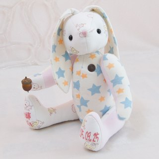 Clothes to do cloth puppet Greek rabbit 30cm was born to commemorate cats and good people