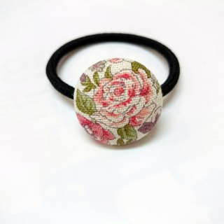 Withholding cloth headband ring retro rose ~*SK*