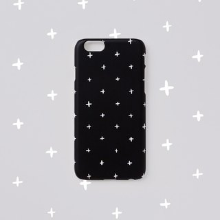 iPhone case - Night Stitch Stars for iPhones - non-glossy M08