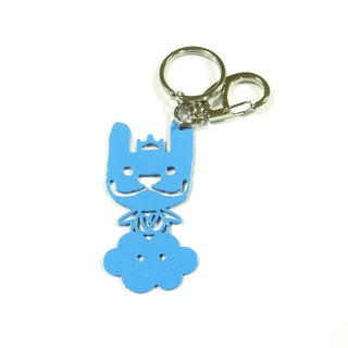 LAZYMARU MA001032 MARU-I CAN FLY key ring method bucket accessories Taiwan Wenchuang