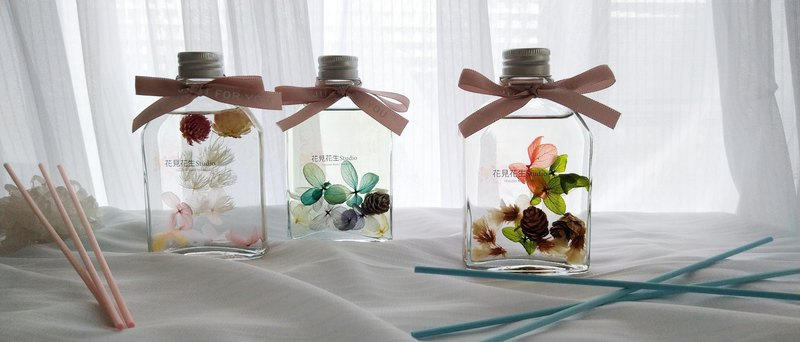 Eternal Flower Diffuser Bottle