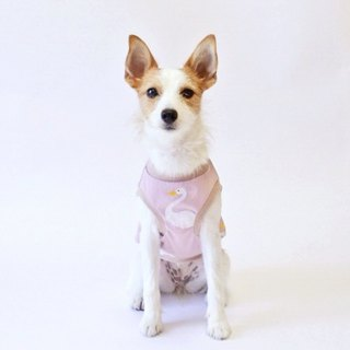 Cool-feel Materials Dog Shirt / Duck