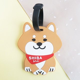 SHIBE Love Travel Luggage Tag, tag, SHIBAinc, Travel