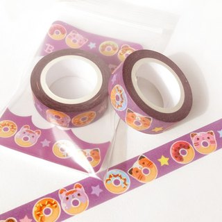Donuts Washi Tape - Deco Tape - Planner Accessories