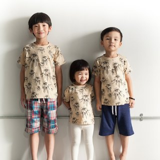 Jolly the Jellyfish T-shirt T01 Beige