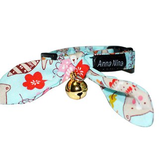 [AnnaNina] pet cat collar full version animal Kaili towel S~M