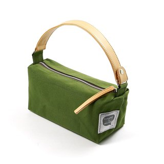 Mini Lunch Bag || Olive Green