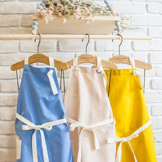 my little princess Japan imported water repellent cloth balls three siblings children aprons