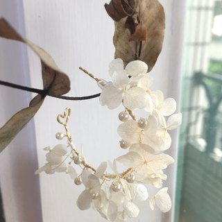 preserver flower earrings