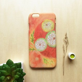 Warm flowers. Matte Case( iPhone, HTC, Samsung, Sony, LG, OPPO)