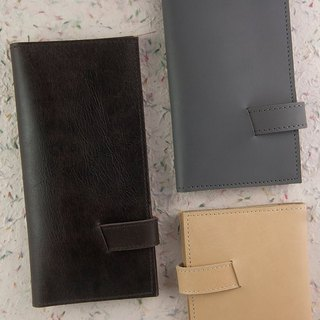 Leather travel wallet, Leather passport wallet, Passport case, Travel wallet