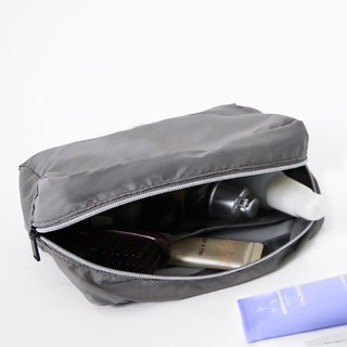 Storage bag (in). gray