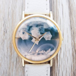 Bubble Hex Crystal - Women's Watch / Men's Watch / Neutral Table / Accessories [Special U Design]