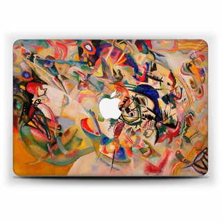 Macbook case Pro 15 touch bar Kandinsky MacBook Air 13 fulcolor Case Macbook 11 Macbook 12 Macbook Pro 13 Retina classic Case Hard Plastic 1719