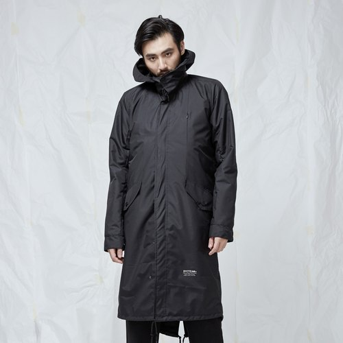 DYCTEAM - 3M Waterproof M65 Long Coat 防水軍品大衣