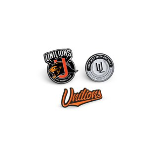 UNILIONS X Filter017 Lapel Pin 金屬胸針