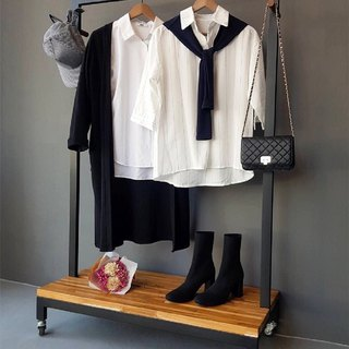 [DECOBALI 德客家俬] Iron simple design clothes hanger