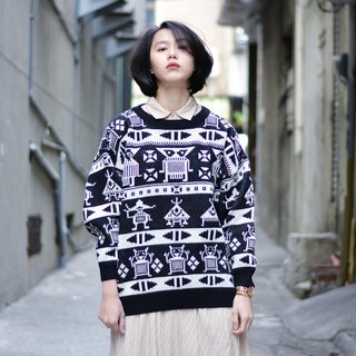 Second yuan | vintage with sweaters